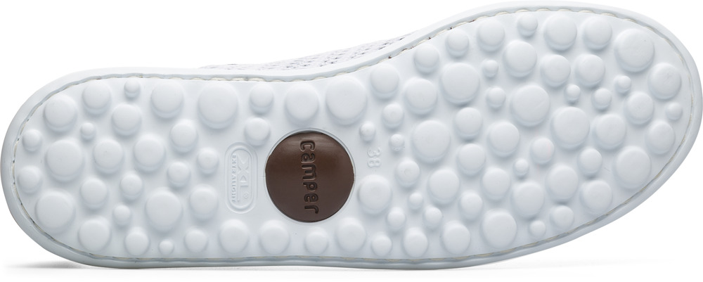 Camper Pelotas XLite White Flat Shoes Women K200456-001