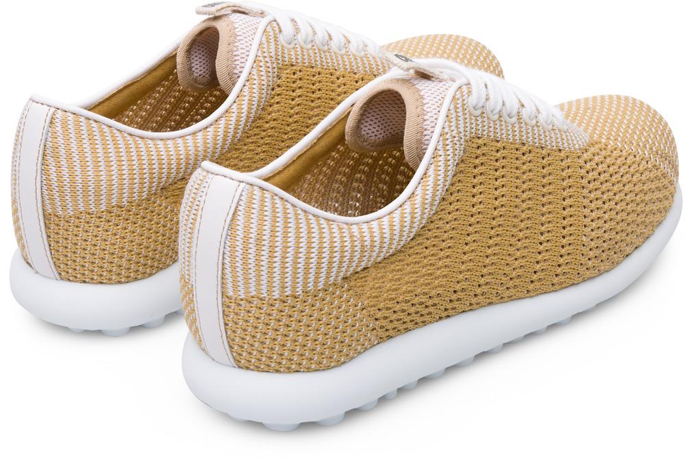 Camper Pelotas XLite Beige Chaussures plates Femme K200456-004