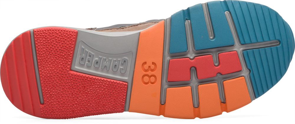 Camper Drift Multicolor Baskets Femme K200459-004