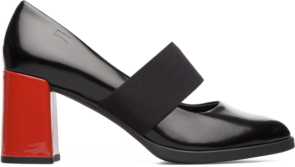 Camper Kara Black Heels Women K200477-001