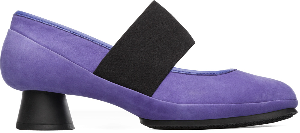 Camper Alright Purple Heels Women K200485-006