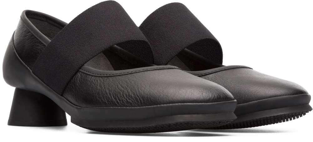 Camper Alright Black Formal Shoes Women K200485-010