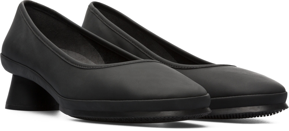 Camper Alright Black Formal Shoes Women K200487-004