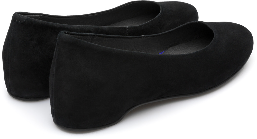 Camper Serena Black Flat Shoes Women K200490-003