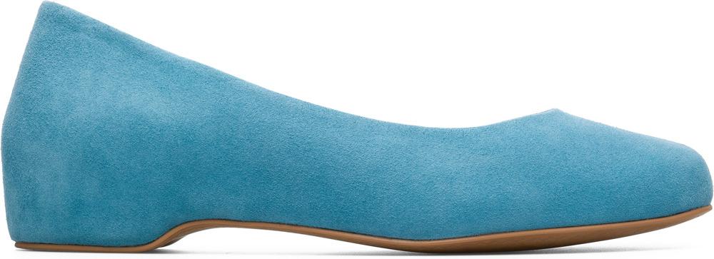 Camper Serena Blue Flat Shoes Women K200490-005