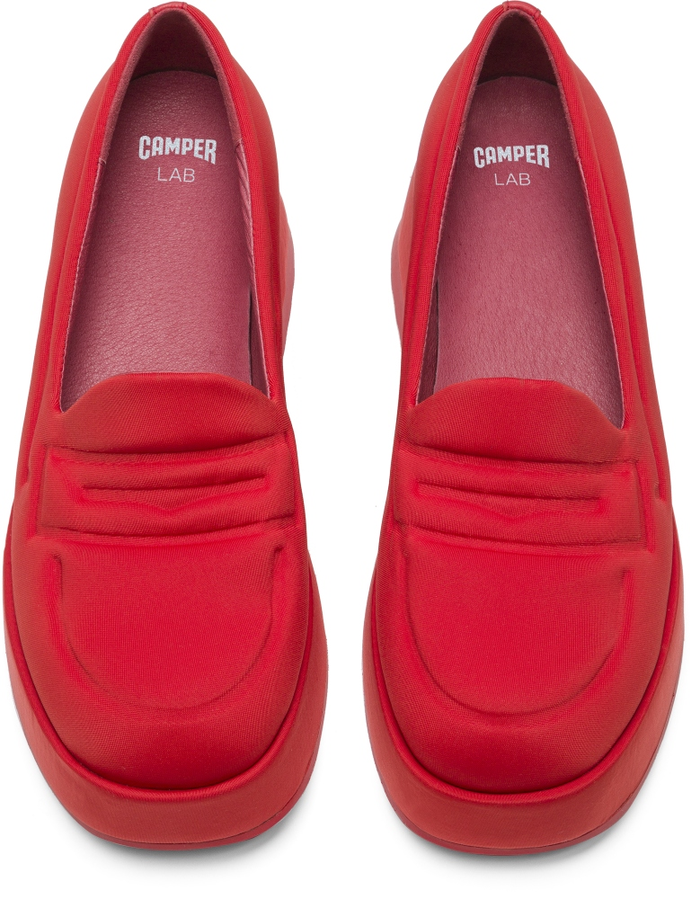 Camper Wilma Rosso  Zeppe Donna K200497-002