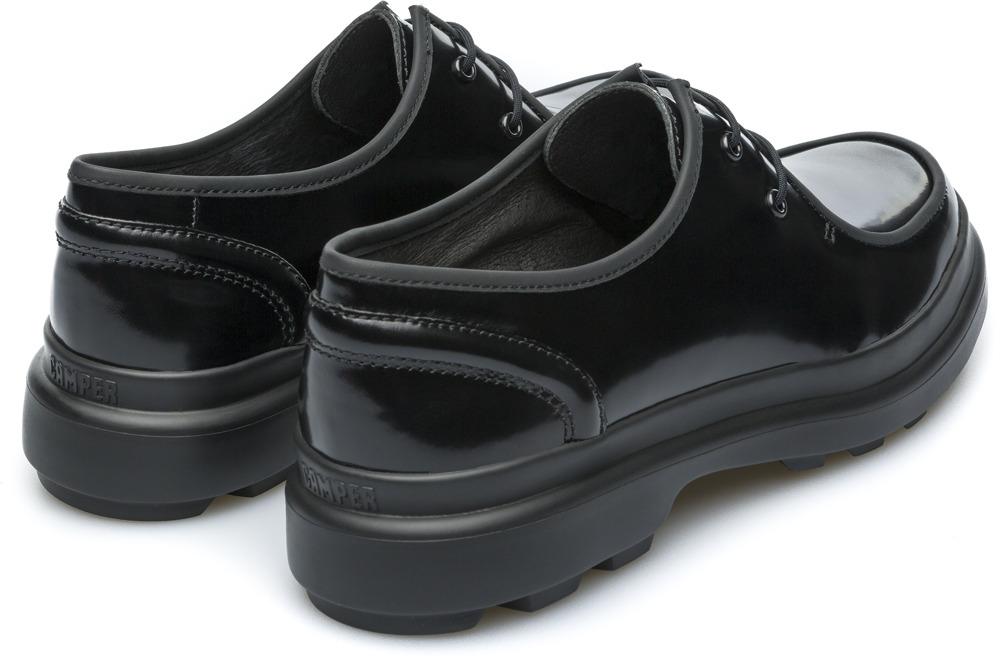 Camper Turtle Noir Chaussures plates Femme K200507-001