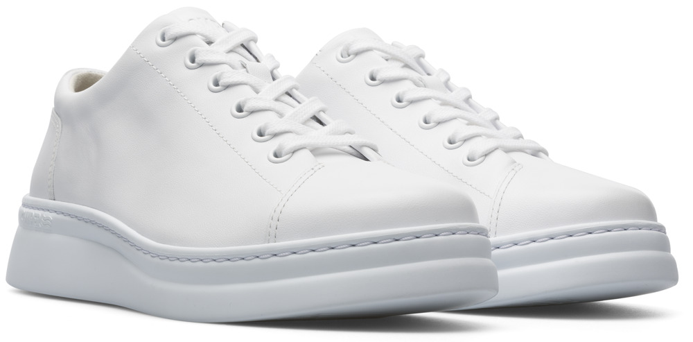 Camper Runner Up White Sneakers Women K200508-001
