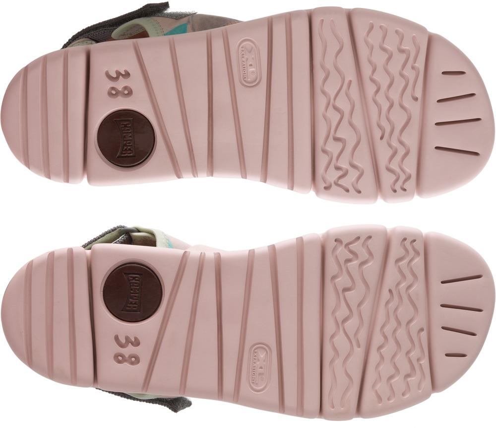 Camper Twins Multicolor Sandàlies Dona K200540-001
