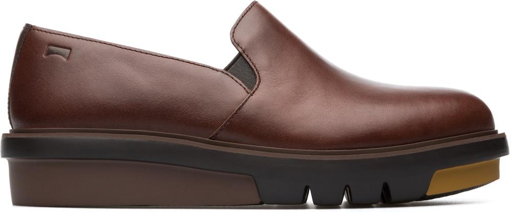 Camper Marta Green Flat Shoes Women K200545-001