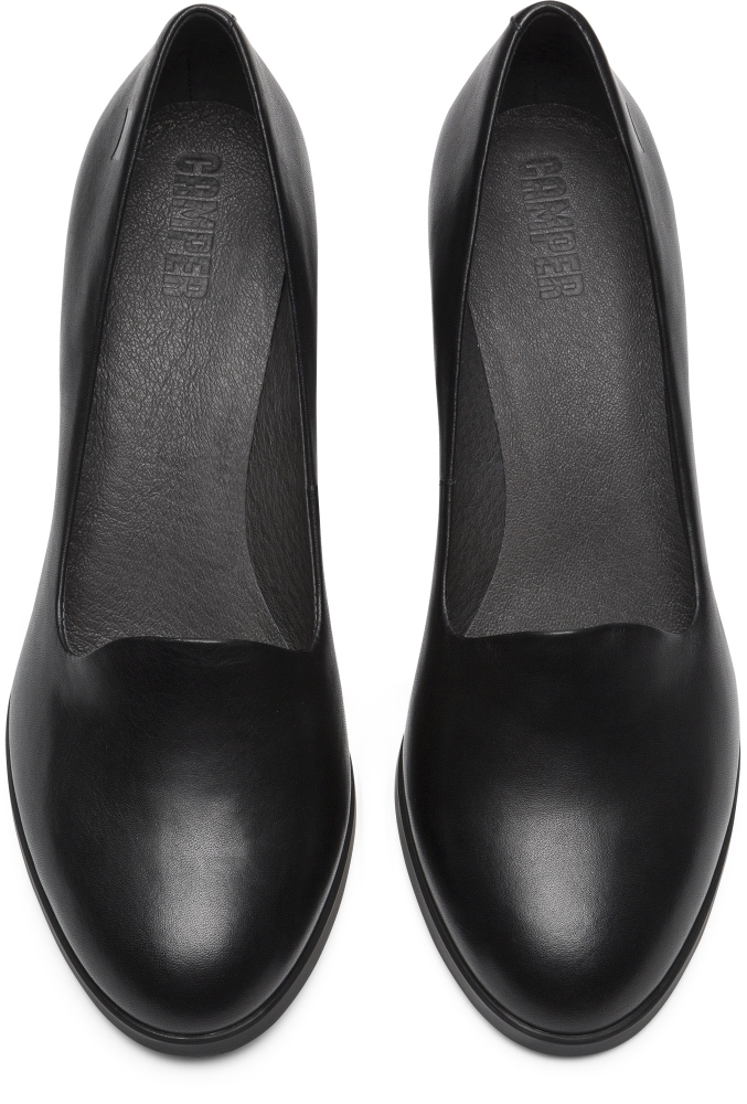 Camper Kara Black Formal Shoes Women K200557-001