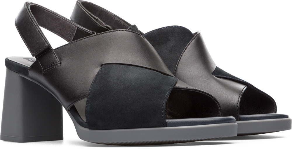 Camper Kara Black Formal Shoes Women K200559-001