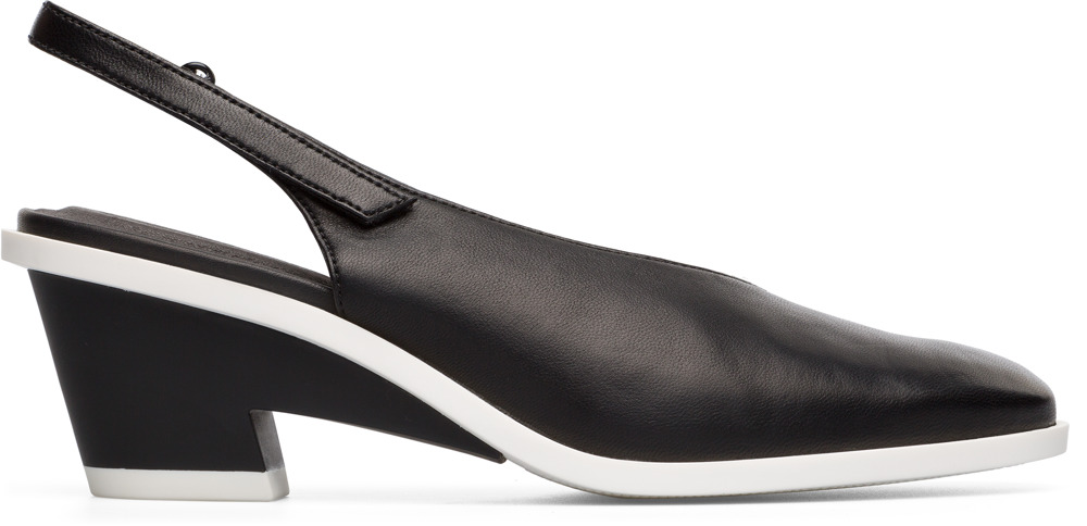 Camper Brooke Black Formal Shoes Women K200561-001