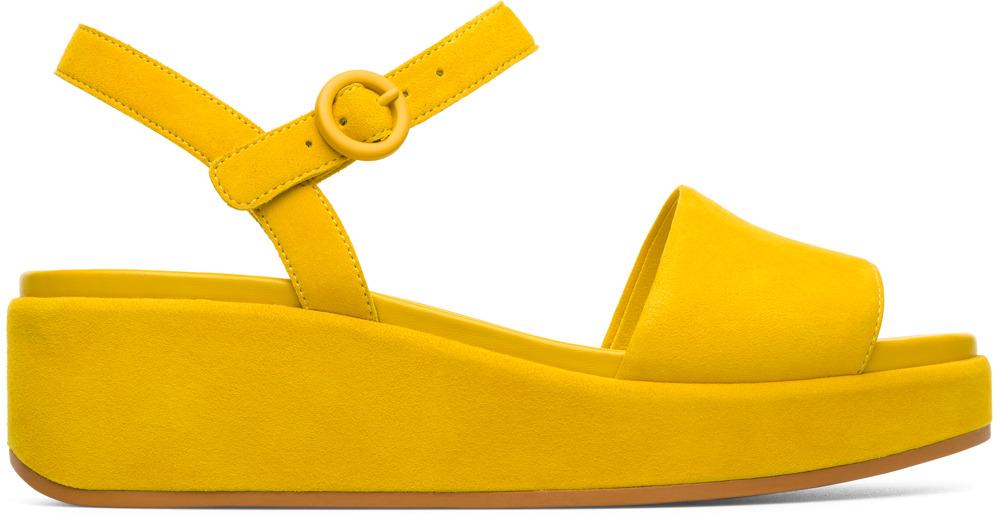 Camper Misia Amarelo Sapatos formais Mulher K200564-003