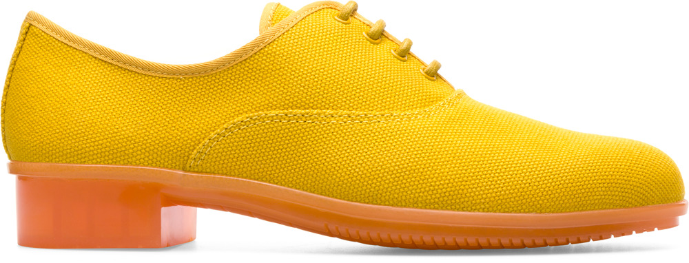 Camper Casi Jazz Yellow Casual Shoes Women K200565-001