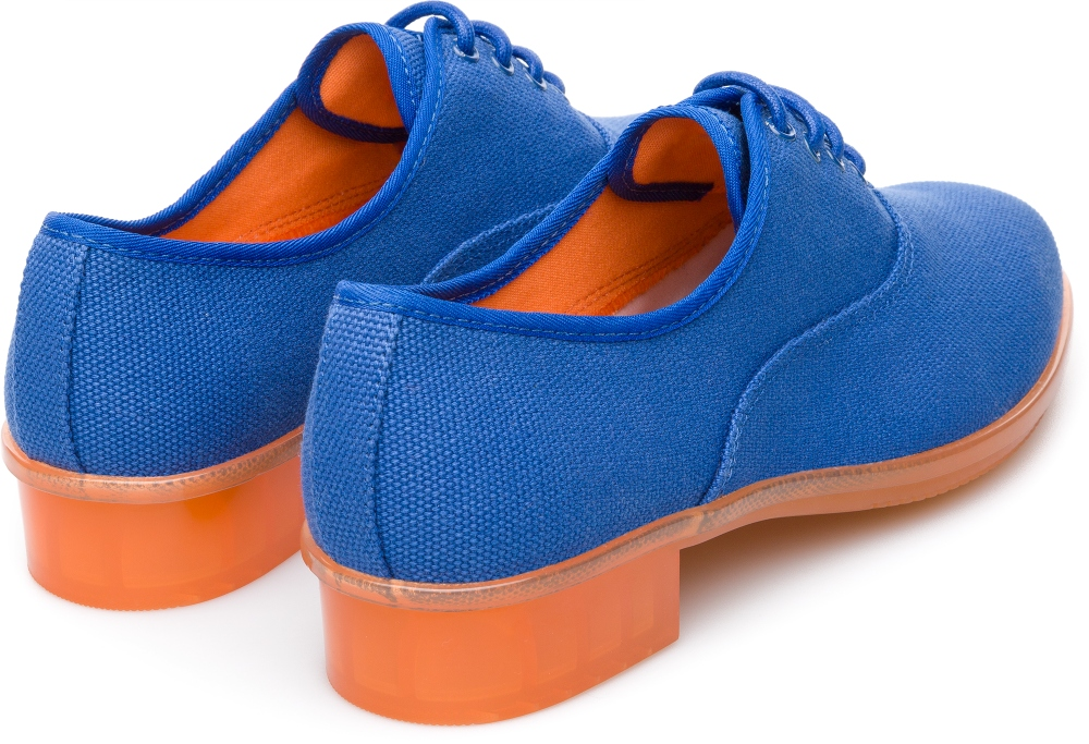 Camper Casi Jazz Blue Casual Shoes Women K200565-002
