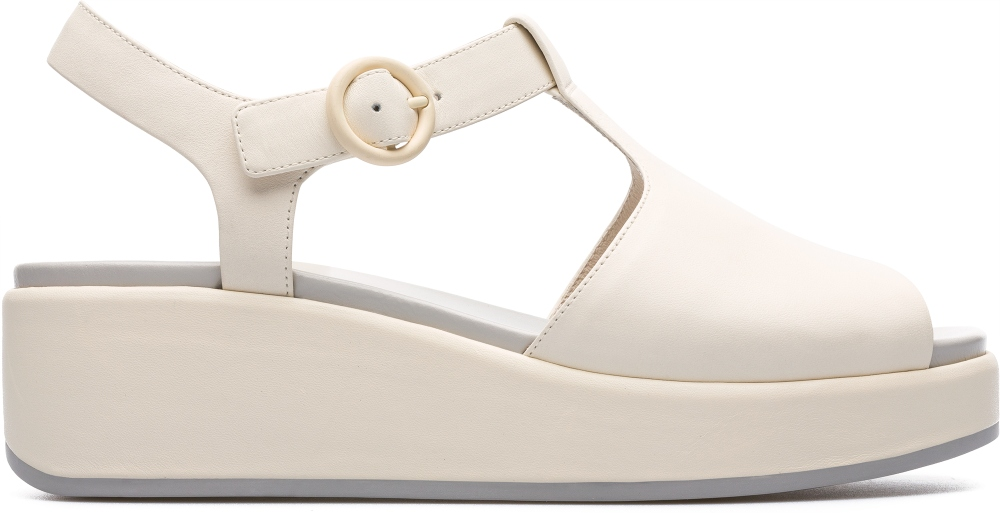 Camper Misia Beige Formal Shoes Women K200568-002