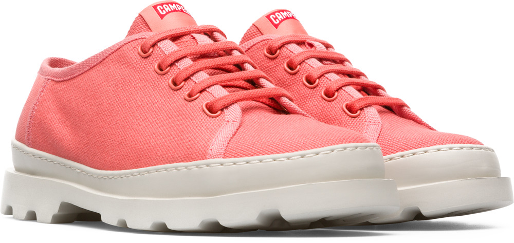 Camper Brutus Pink Casual Shoes Women K200576-003