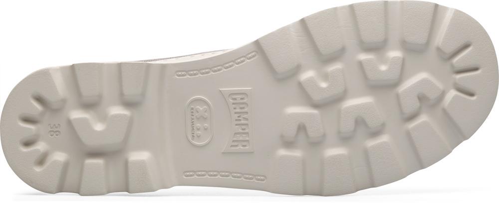 Camper Brutus Grey Casual Shoes Women K200576-006