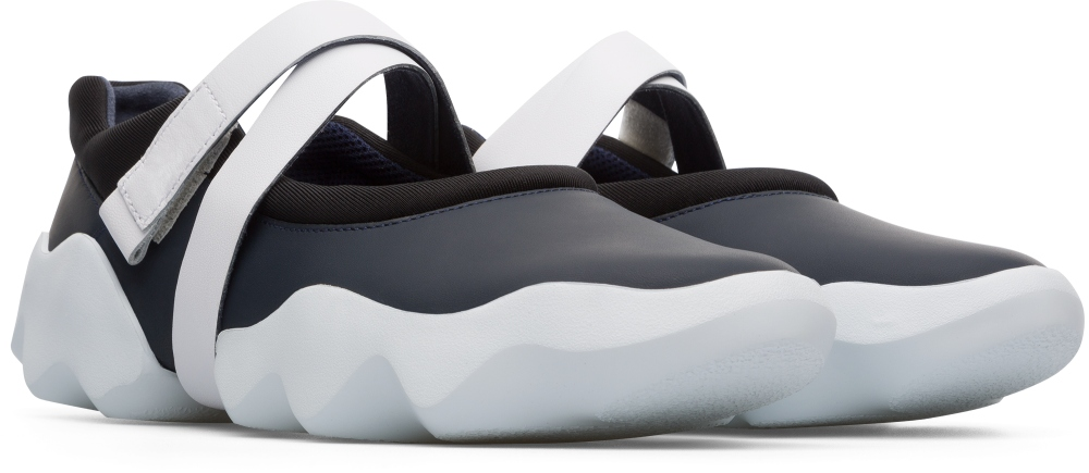 Camper Dub Blauw Sneakers Dames K200580-006