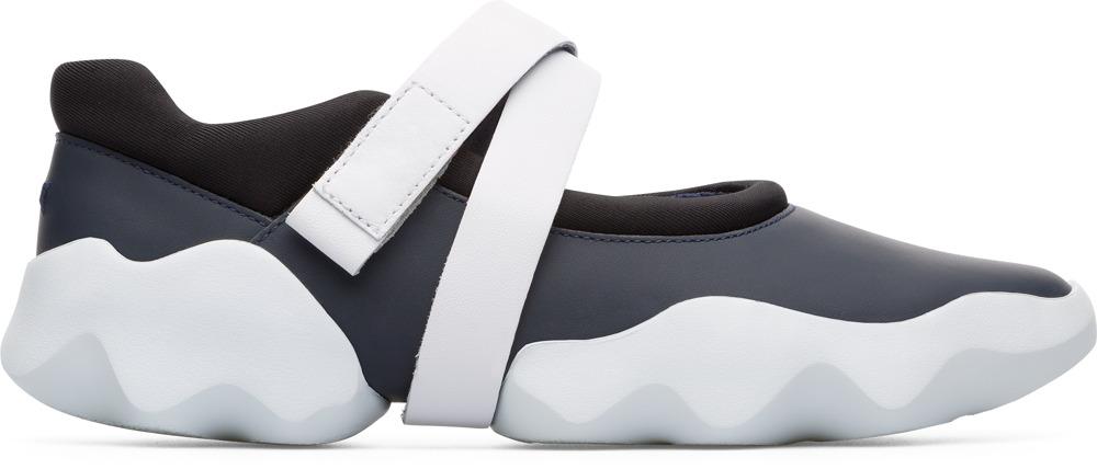 Camper Dub Azul Sneakers Mujer K200580-006