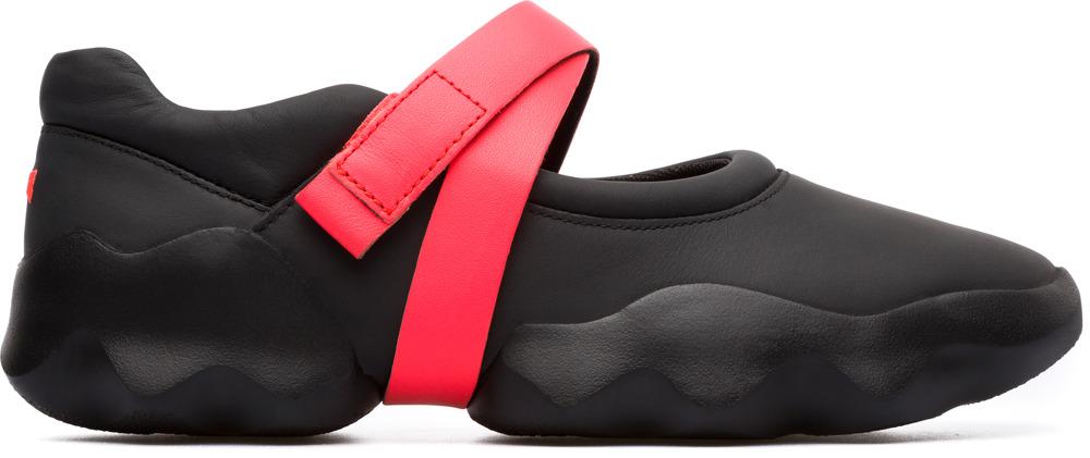 Camper Dub Negre Sneakers Dona K200580-009