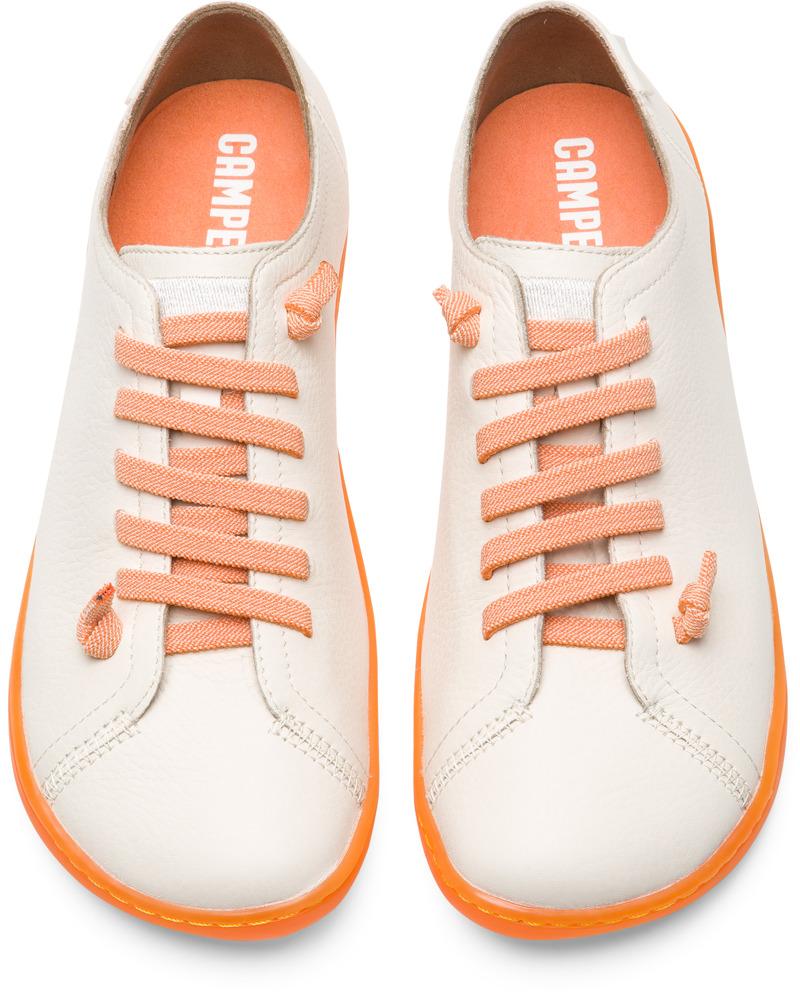 Camper Peu Beige Zapatos Casual Mujer K200586-001