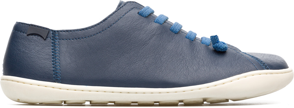 Camper Peu Azul Zapatos Casual Mujer K200586-004