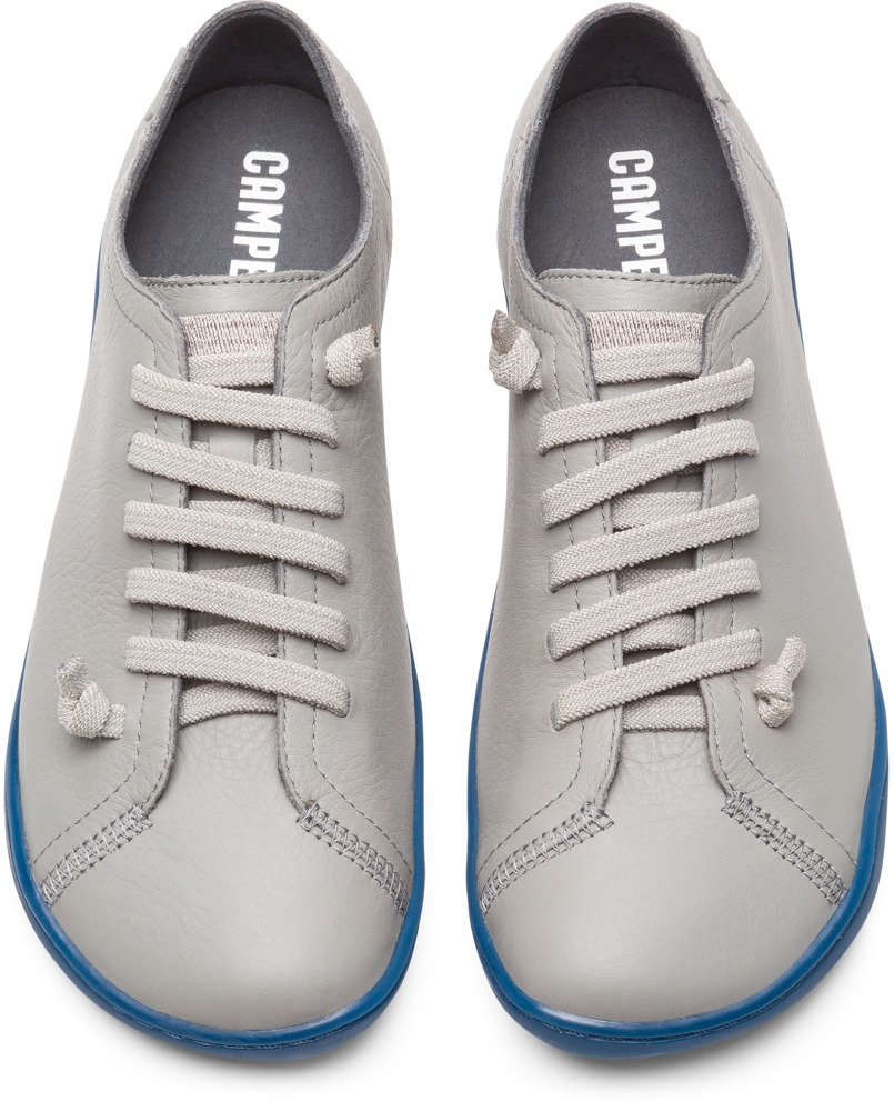 Camper Peu Grey Casual Shoes Women K200586-005
