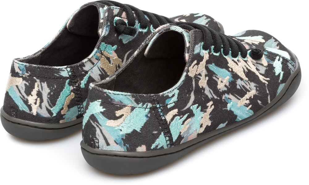 Camper Twins Multicolor Chaussures casual Femme K200587-002