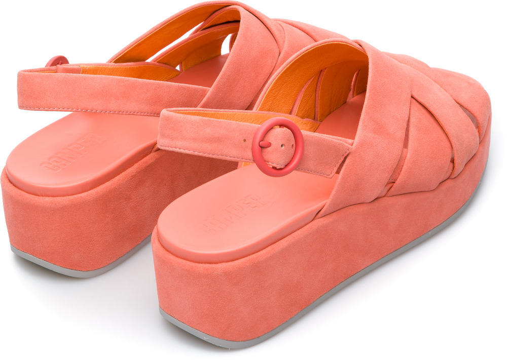 Camper Misia Pink Formal Shoes Women K200591-002