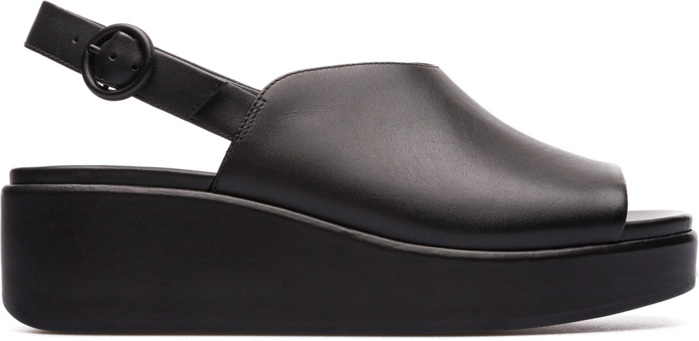 Camper Misia Black Formal Shoes Women K200592-001