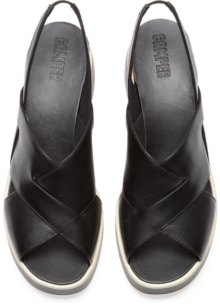 Camper Tropik Negro Zapatos Casual Mujer K200593-001