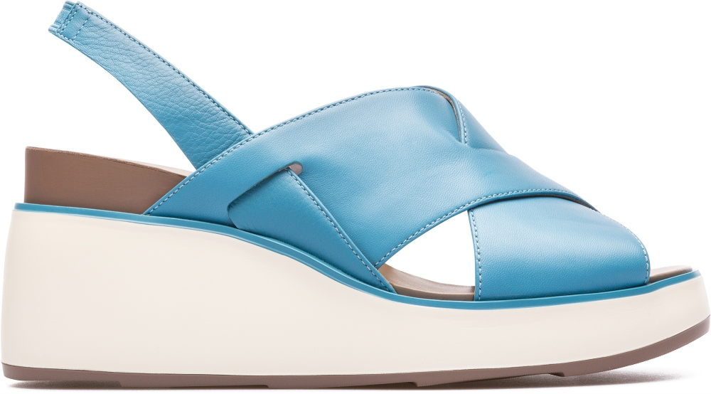 Camper Tropik Blue Casual Shoes Women K200593-002