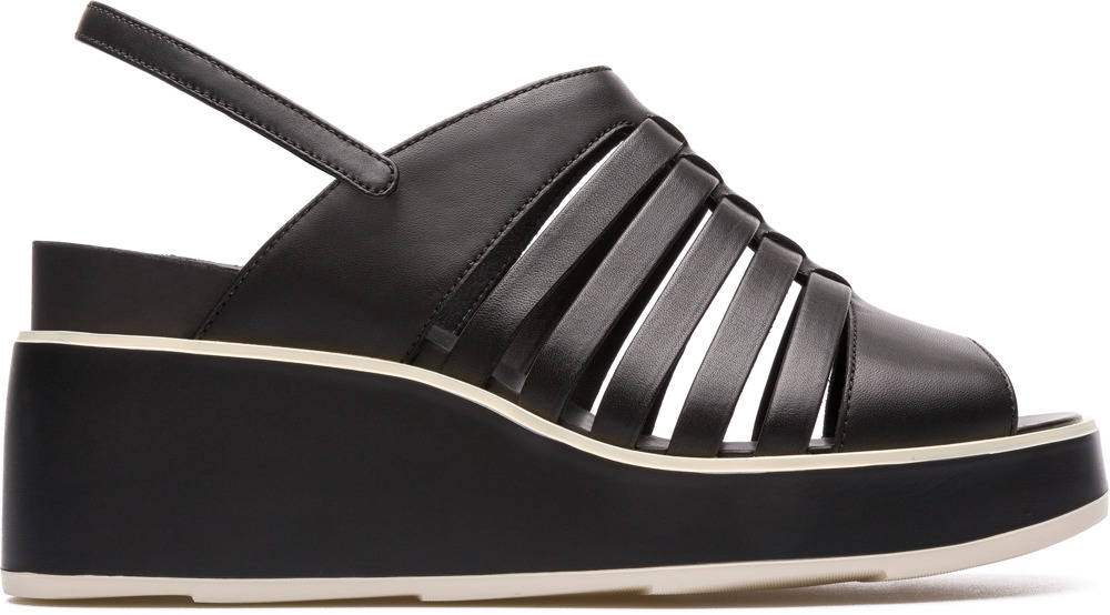 Camper Tropik Black Casual Shoes Women K200594-001