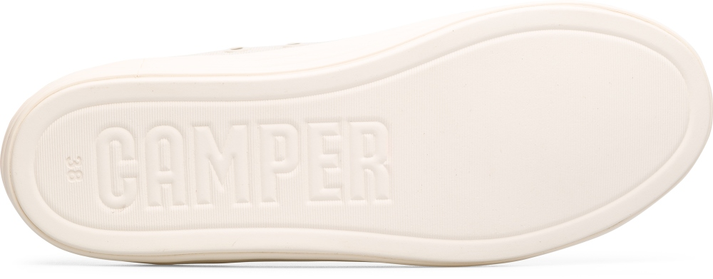 Camper Hoops Beige Casual Shoes Women K200604-008