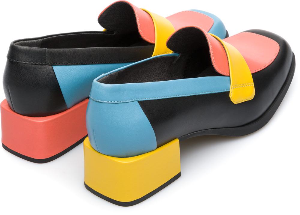 Camper Twins Multicolor Elegante Schuhe Damen K200605-002