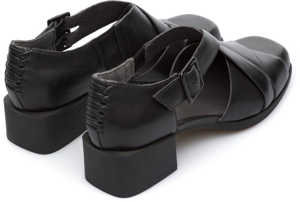 Camper Twins Schwarz Elegante Schuhe Damen K200606-001