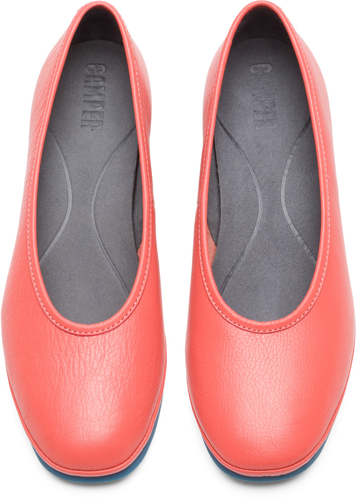 Camper Alright Pink Formal Shoes Women K200607-003