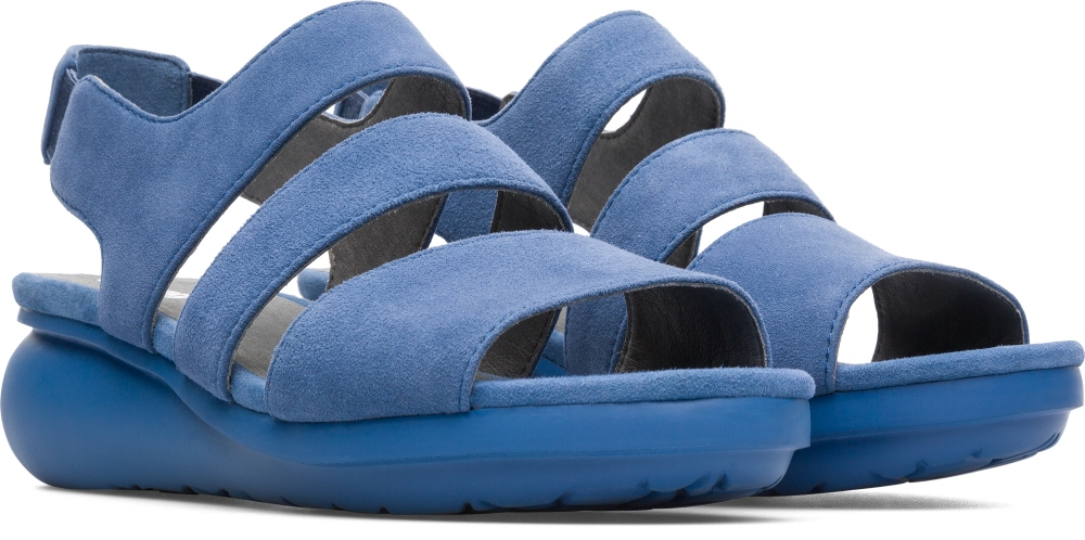 Camper Balloon Blue Casual Shoes Women K200611-002