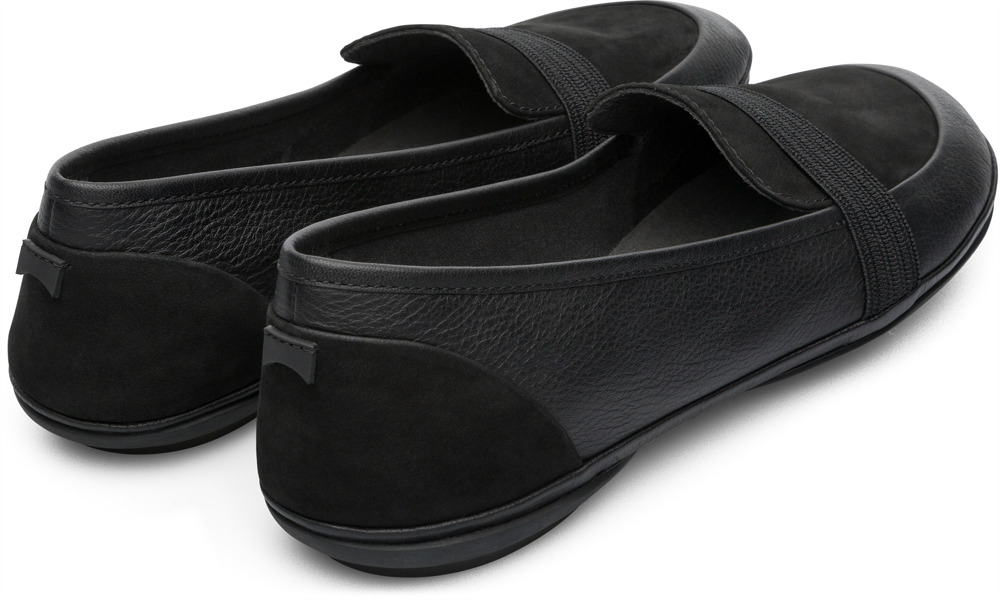 Camper Right Black Casual Shoes Women K200618-001