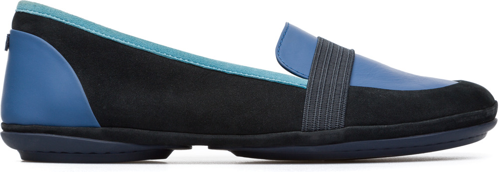 Camper Right Blue Casual Shoes Women K200618-004