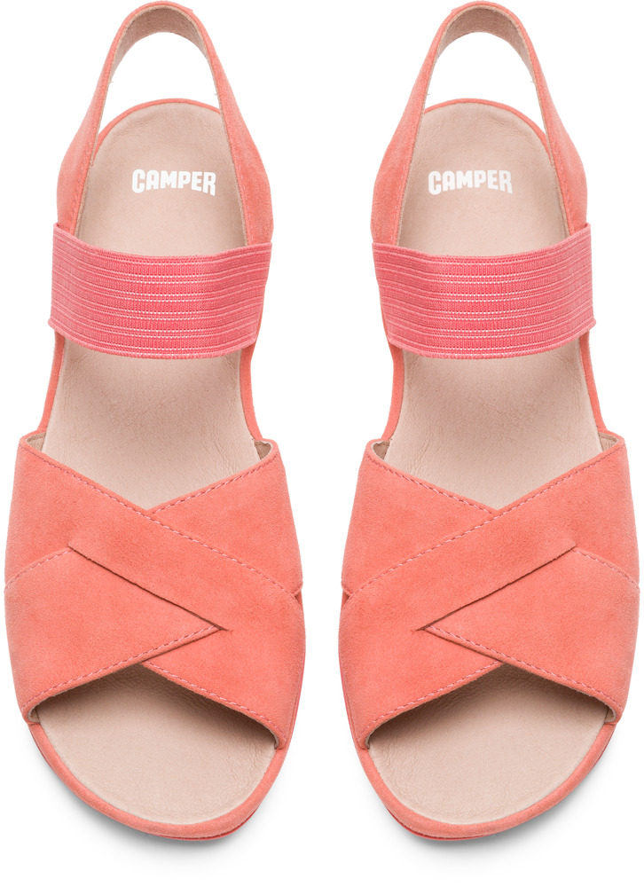 Camper Right Rose Chaussures casual Femme K200619-001