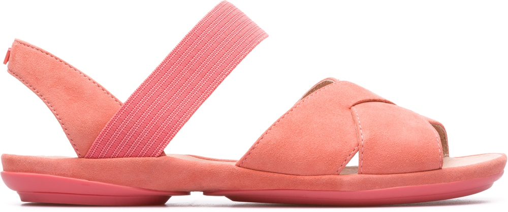 Camper Right Pink Casual Shoes Women K200619-001