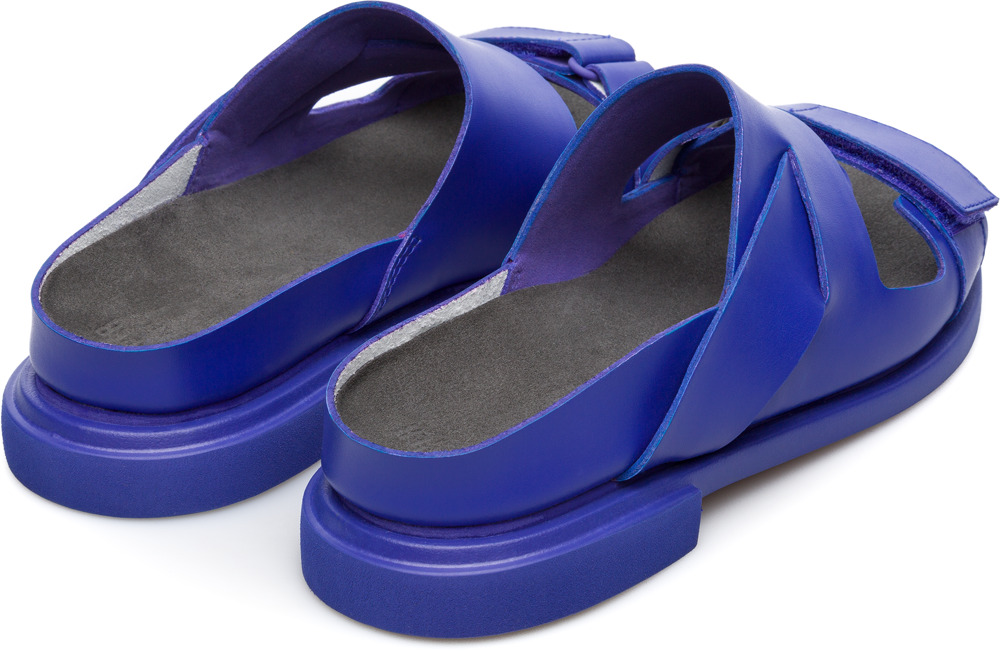 Camper Eda Purple Flat Shoes Women K200637-002