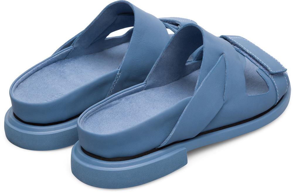 Camper Eda Blue Formal Shoes Women K200637-003