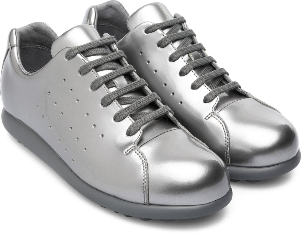 Camper Pelotas Xlite Grijs Sneakers Dames K200639-006