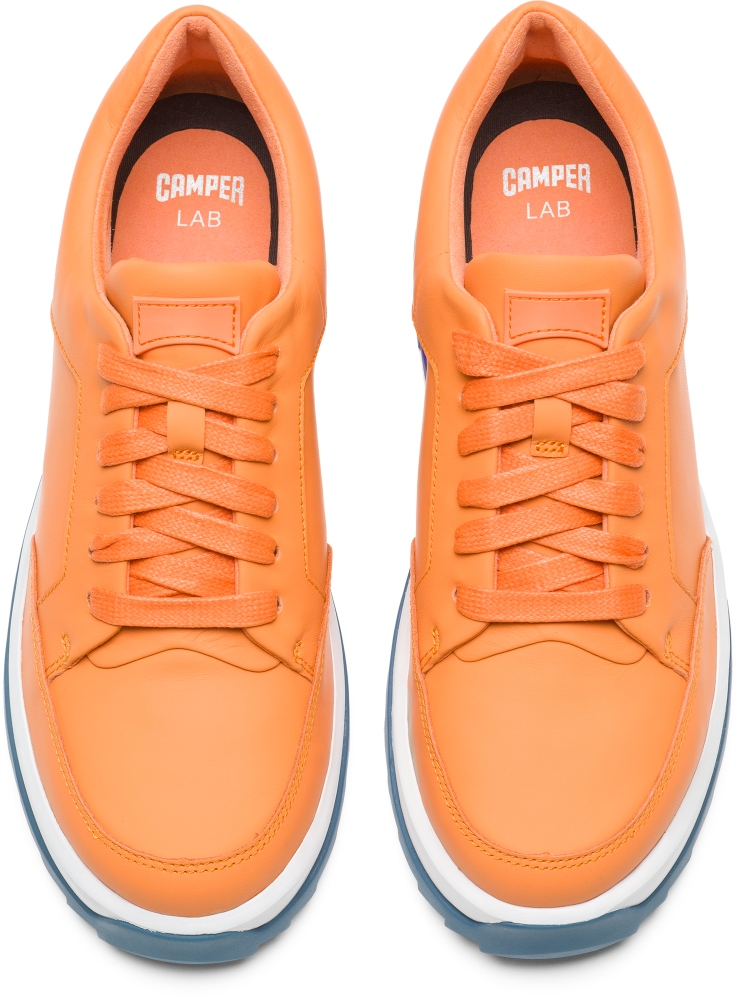 Camper Helix Orange Baskets Femme K200643-001