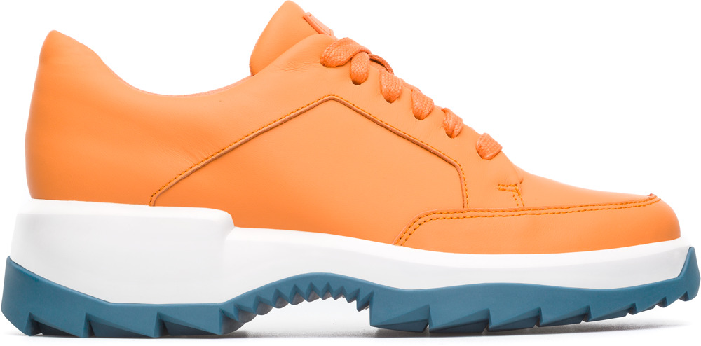 Camper Helix Orange Sneaker Damen K200643-001