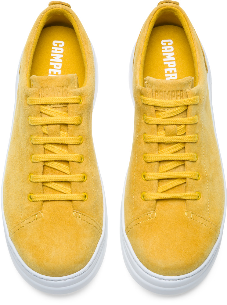 Camper Runner Up Yellow Sneakers Women K200645-002